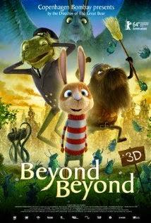 Beyond Beyond / Resan till Fjäderkungens Rike