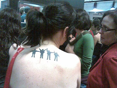 Beatles tattoo Design Picture Gallery - Beatles tattoo Ideas