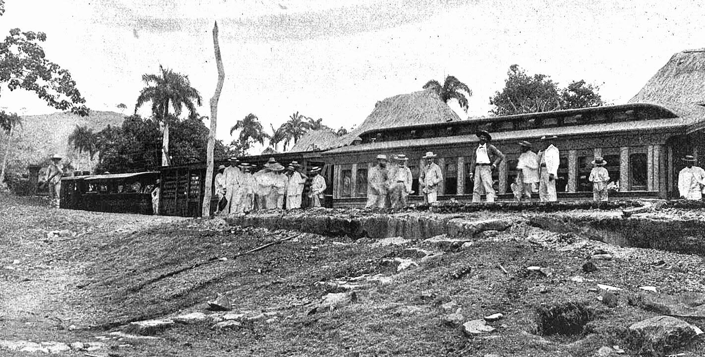 Estación de tren de Sabanilla