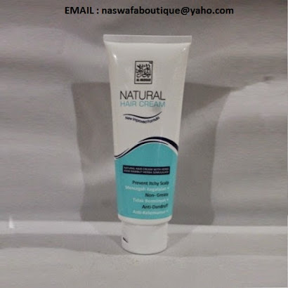 NATURAL HAIR CREAM (  RM16.96 ( SEM ) )
