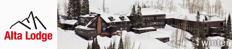 Alta Lodge Blog