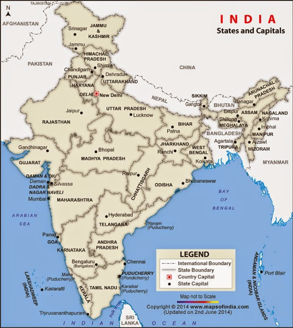 banks competation | bank previous papers: state capitals of india and ...