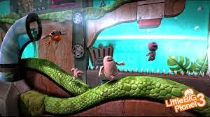 LITTLEBIGPLANET A 1080P E A 60 FPS SU PS4