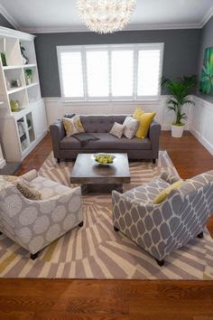 living room renovation inspiration