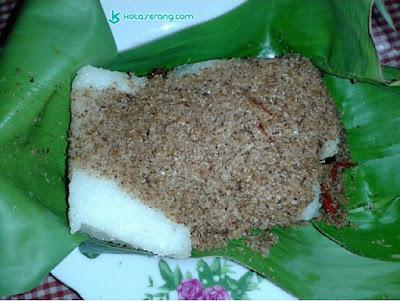 Ketan Bintul - Makanan yang ngehits saat Bulan Ramadhan di Kota Serang
