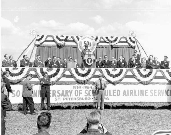 11/18/63, Tampa, FL: Lopez Field
