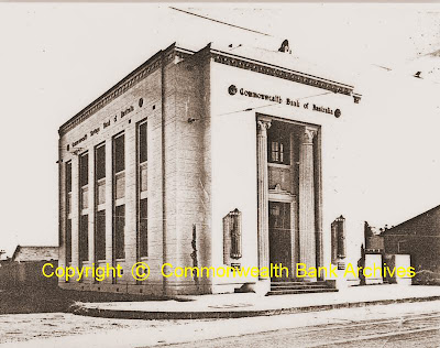 Commonwealth Bank Earlwood in 1936