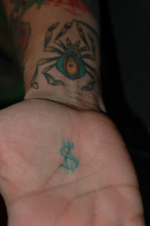 Hand Tattoos - Tattoo ideas for hands