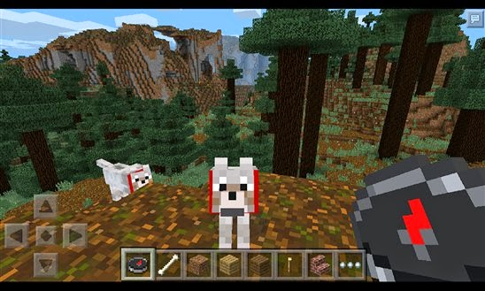 Minecraft - Pocket Edition released for Windows Phone