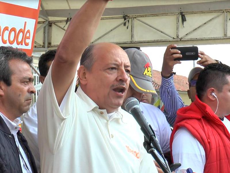 """""""Si el Gobierno no resuelve las situaciones vamos a ir a un Paro Nacional indefinido"""": Fecode"""