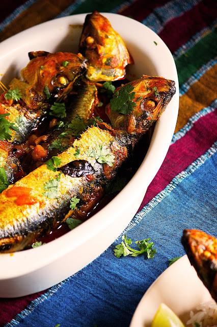simple kerala style sardine curry recipe