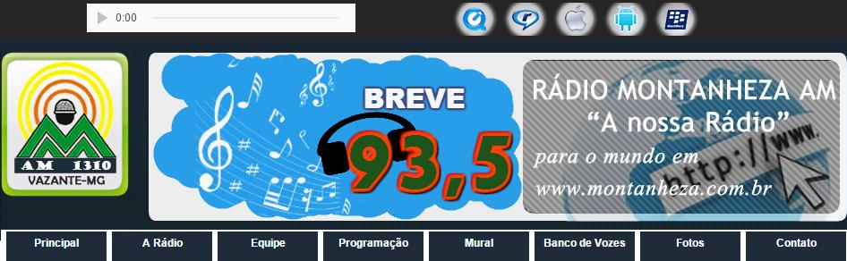 RADIO MONTANHEZA