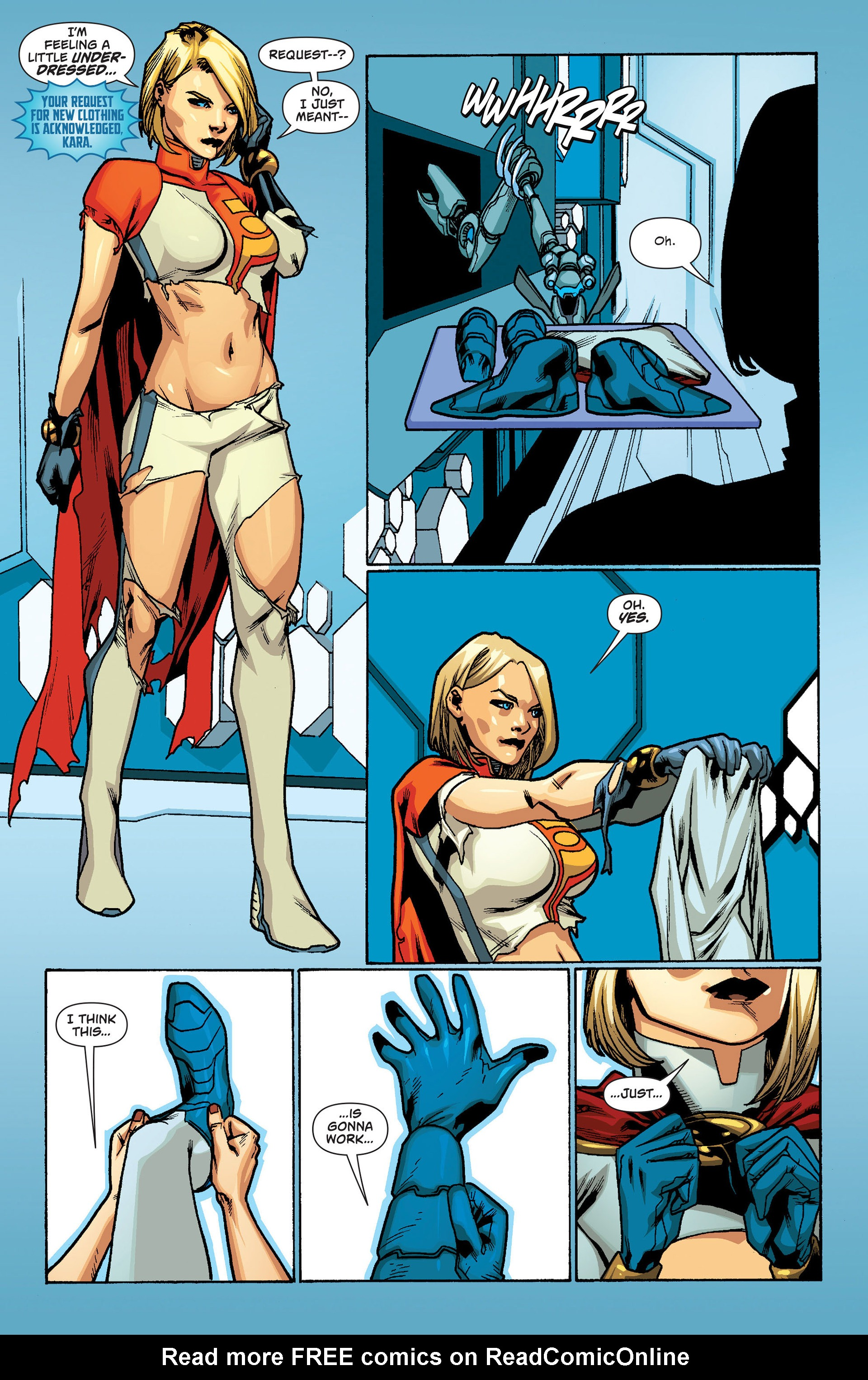 Supergirl (2011) Issue #19 #21 - English 19