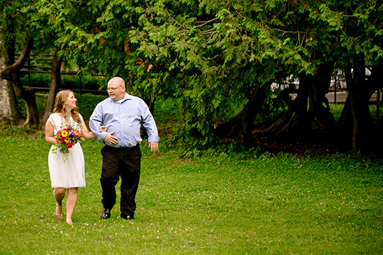 odell park wedding
