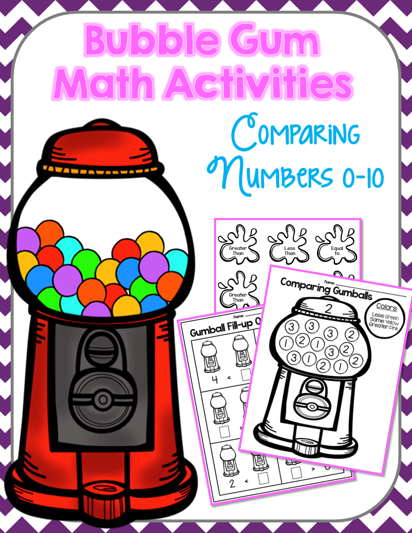 http://www.teacherspayteachers.com/Product/Comparing-Numbers-0-10-Activities-1464392