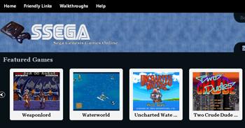 juegos clasicos de SEGA online y gratis