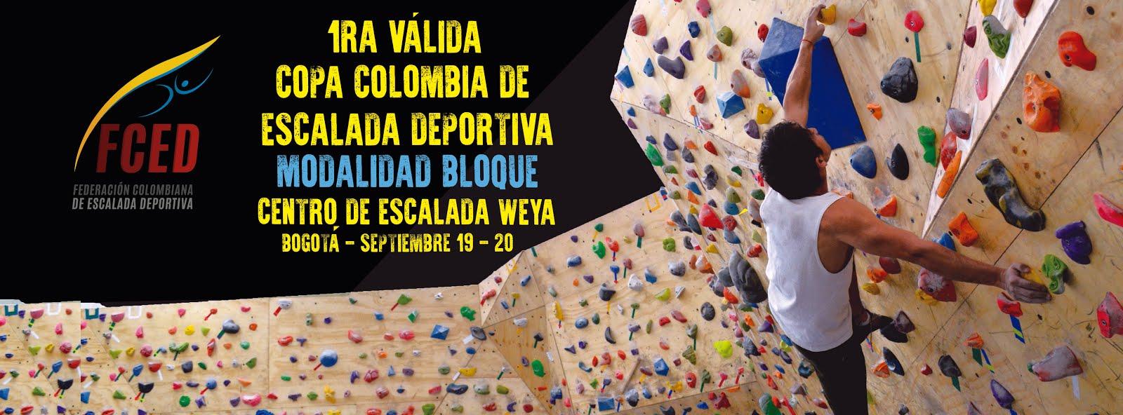 Válida Bloque - Bogotá (Weya) - Septiembre