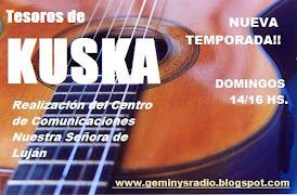 TESOROS DE KUSKA