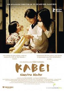 Kabei: nuestra madre Poster