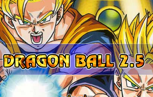 Dragon Ball 2.5, chơi game 7 viên ngọc rồng đánh nhau cực hay
