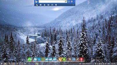 Mempercantik Tampilan Desktop dengan Bing Desktop