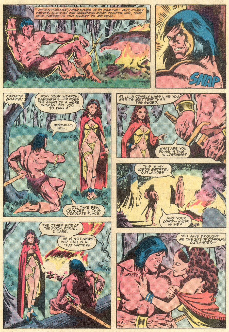Conan the Barbarian (1970) Issue #135 #147 - English 4