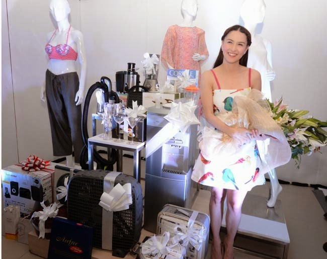 Metro Bridal Registry Surprises Marian Rivera with Her Second Bridal Shower