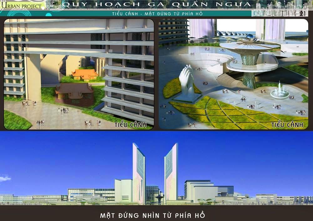 Đồ án quy hoạch trung tâm đô thị hay tham khảo cho QH03 ngành Quy hoạch - Đại học xây dựng