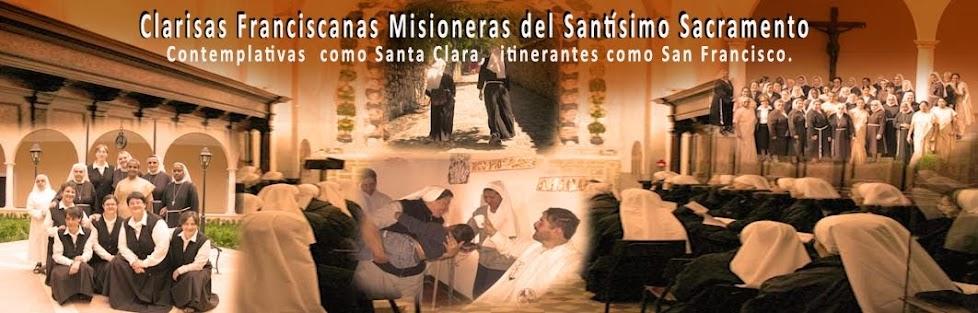Clarisas Franciscanas Misioneras del Santísimo Sacramento