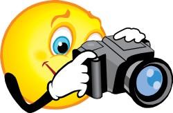 écmoticône avec appareil photo