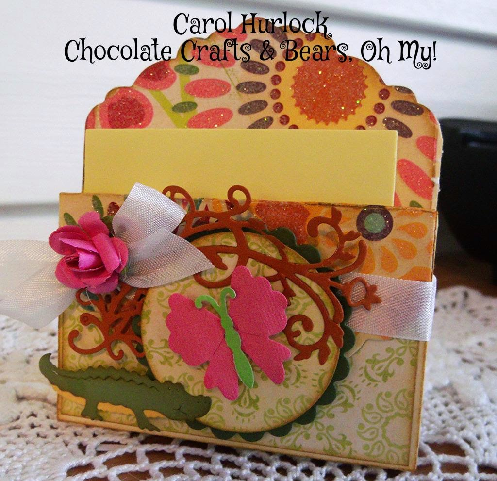 Chocolate Crafts And Bears Oh My Cottagecutz Post It