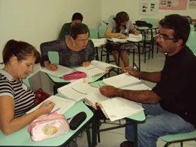 Aula de Matemática - Imaruí