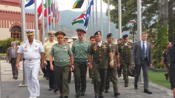 Relaciones entre Venezuela y Rusia Defensa-Rusia-Venezuela