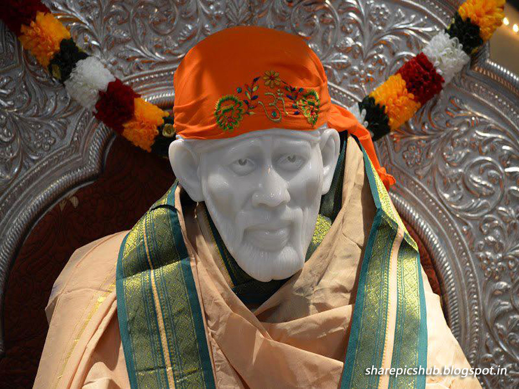 Shirdi Sai Baba HD Wallpaper For Desktop