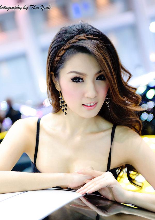 Ảnh gái xinh Thái Lan thật giả lẫn lộn 18
