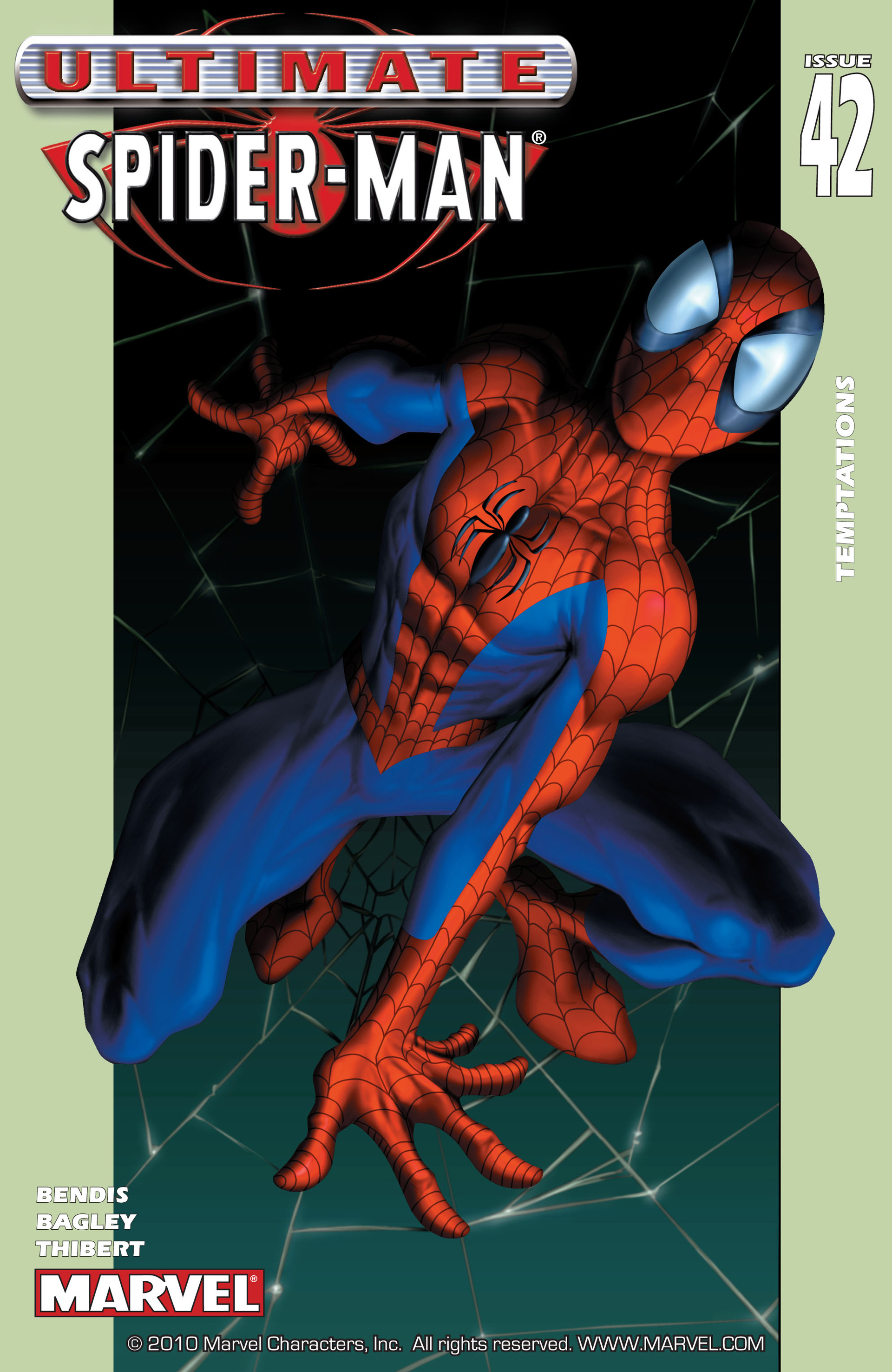 Ultimate Spider-Man (2000) Issue #42 #46 - English 1