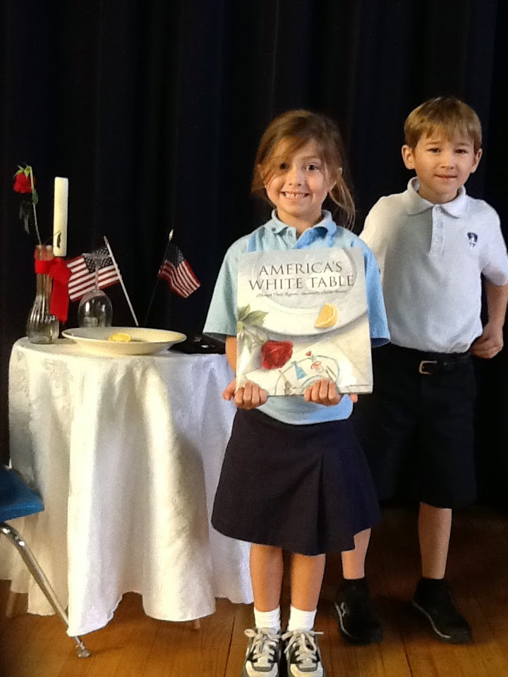 MONTGOMERY CATHOLIC ST. BEDE CAMPUS GIVES THANKS TO ALL THOSE WHO SERVE IN OUR MILITARY. 2