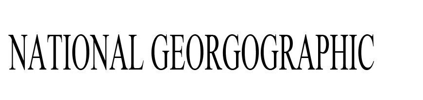 NATIONAL GEORGOGRAPHIC