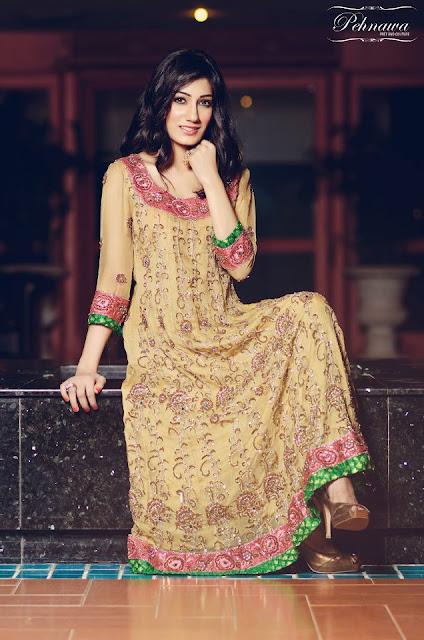 PehnawaEmbroideredShirtswwwShe9blogspotcom252892529 - Pehnawa Embroidered Dresses
