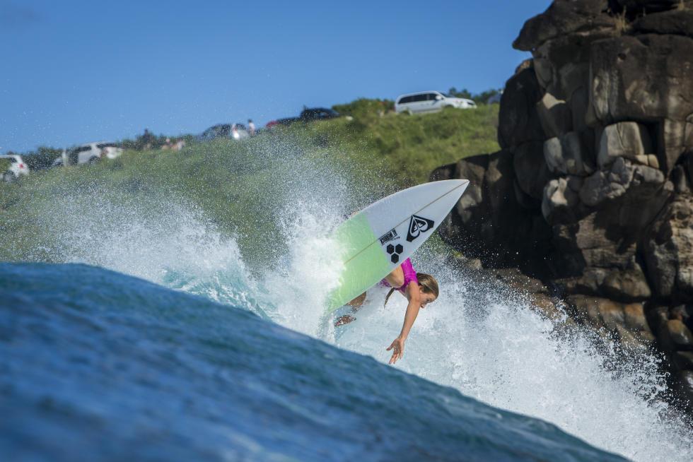 15 Bianca Buitendag ZAF 2015 Target Maui Pro Fotos WSL Kelly Cestari