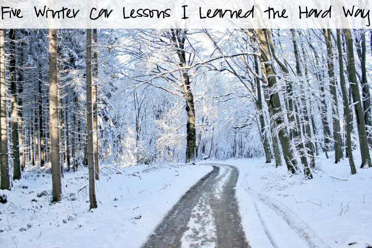 five winter car lessons I learned the hard way