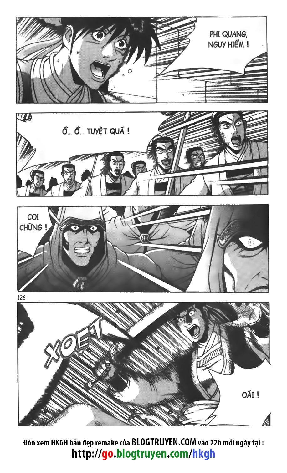 Hiệp Khách Giang Hồ chap 212 page 18 - IZTruyenTranh.com
