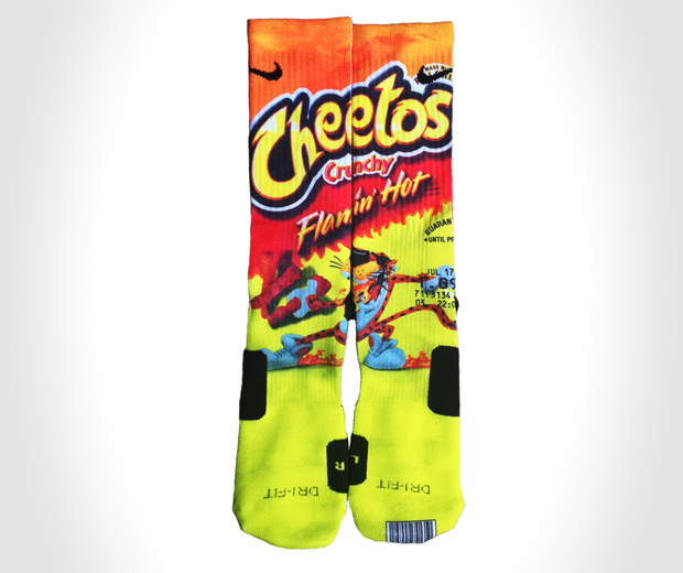 CoolSocks Cheetos