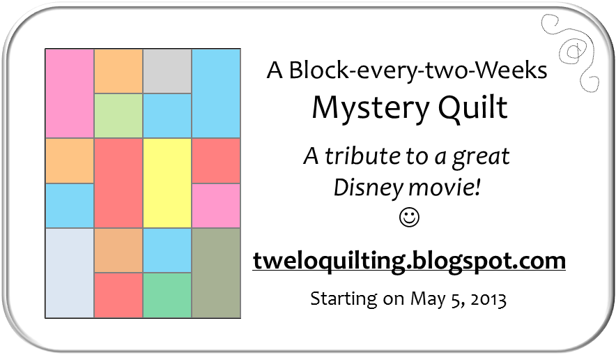 MysteryQuiltDisney