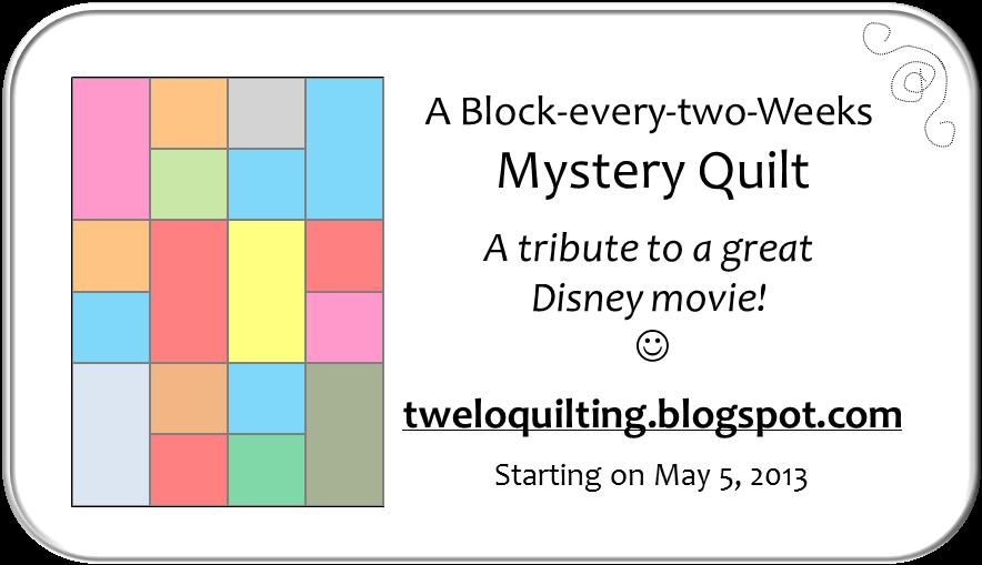 MysteryQuiltDisney