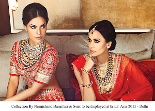 17th Edition of Bridal Asia on Oct 17-19