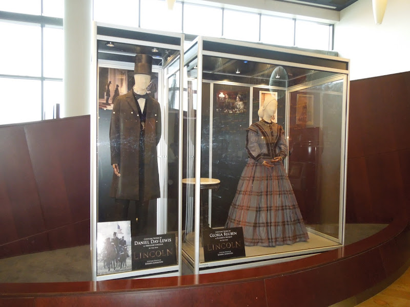 Original Lincoln movie costumes
