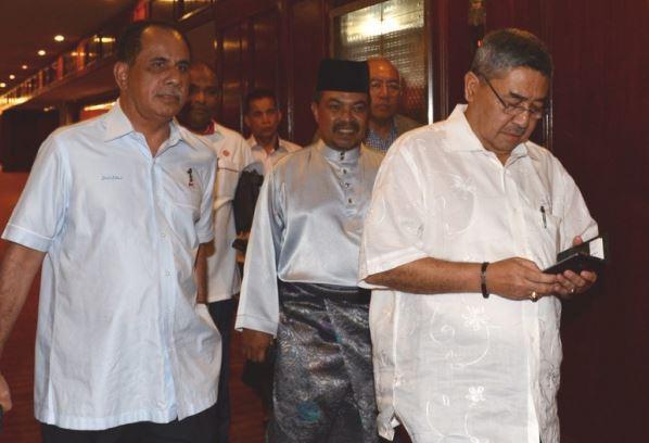 Pemimpin UMNO Kedah 'kunci mulut' selepas jumpa Najib
