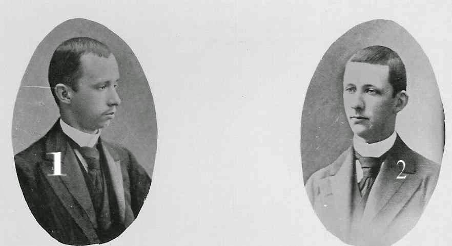 Henri et Joseph de Bourbon-Parme