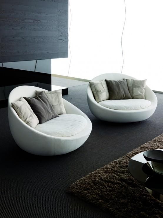 Dicas para escolher a melhor poltrona para sua sala de estar